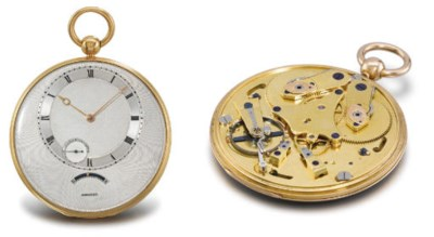 Breguet. An extremely fine, la