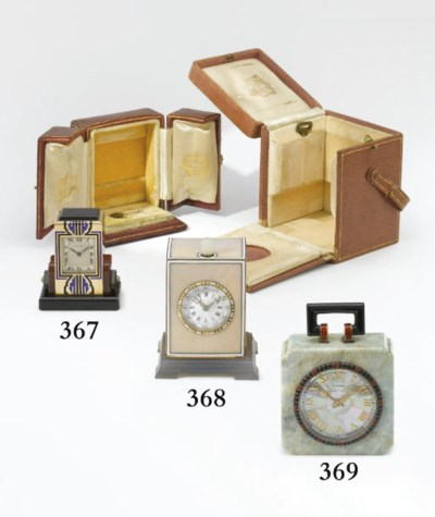 Cartier. A very fine, rare and