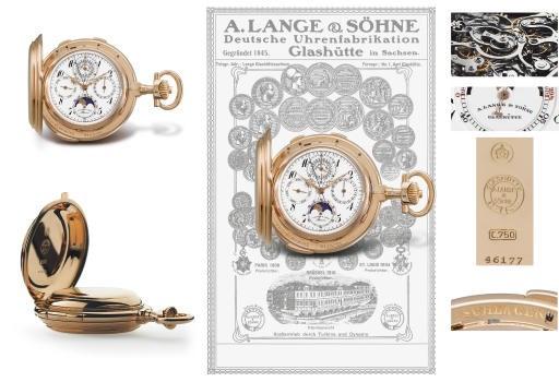 A. Lange & Söhne. An exception