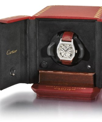 Cartier. A fine and large plat