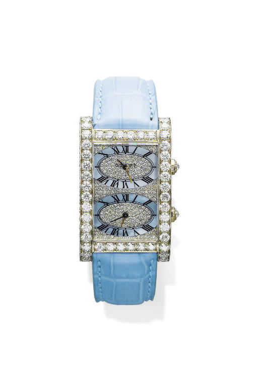 **A LADY'S DIAMOND AND MOTHER-