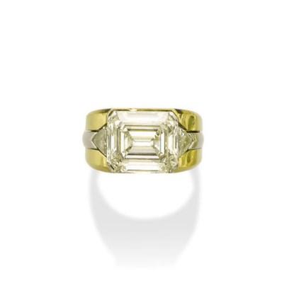 A DIAMOND RING, BY FRIEDRICH