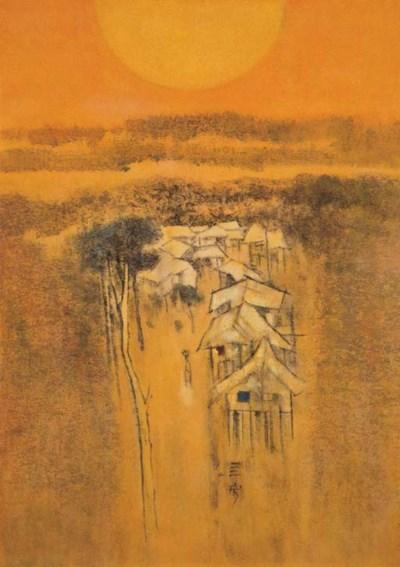 CHEONG SOO PIENG (China 1917-S