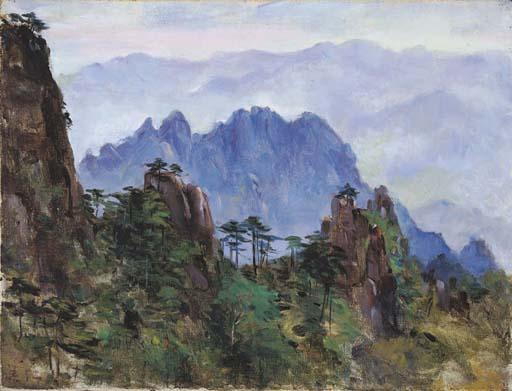 HU SHANYU (1909-1993)