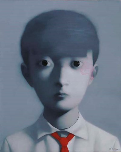 ZHANG XIAOGANG (Born in 1958)