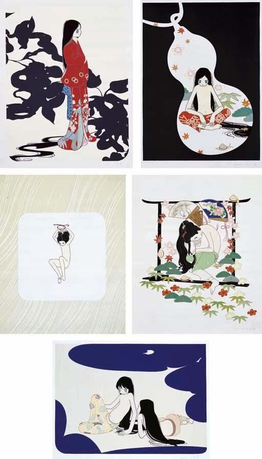 AI YAMAGUCHI (Born in 1977, Japanese)