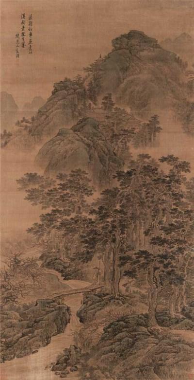 LAN YING (1585-1664, ATTRIBUTE