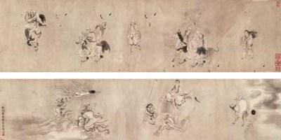 GU JIANLONG (1606-AFTER 1687)
