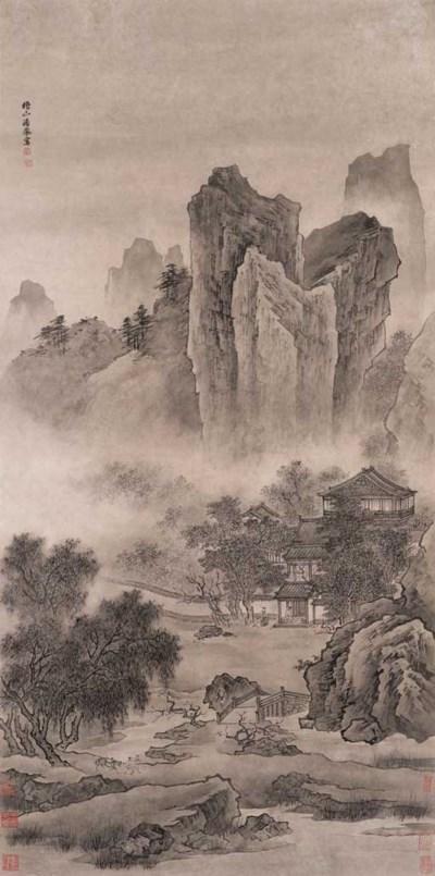 PAN FENG (15TH-16TH CENTURY)