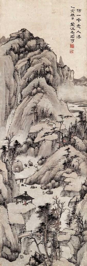 MAO JIKE (1633-1708)