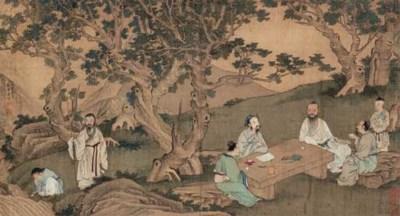 GU ZUNTAO (17TH-18TH CENTURY)