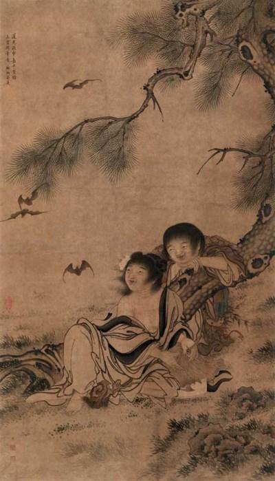 JIANG LIAN (1818-1850)
