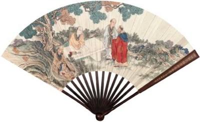 JIANG TINGXI (1669-1732, ATTIB