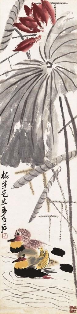 QI BAISHI (1863-1957)
