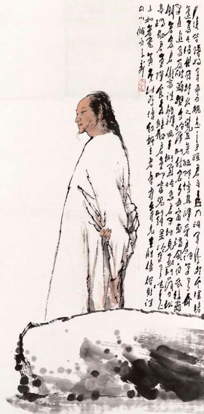 WANG ZIWU (BORN 1936)