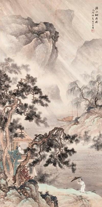 WANG  XINJING (1898-1991)