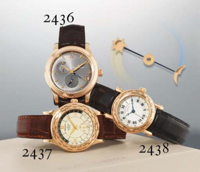 JAEGER-LECOULTRE. A FINE AND V