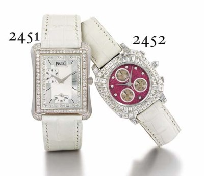 PIAGET. A FINE SPECIAL EDITION