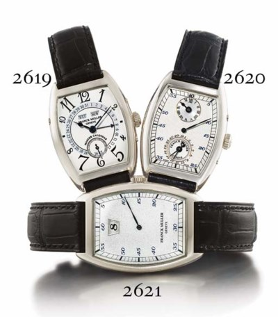 FRANCK MULLER. A FINE AND VERY