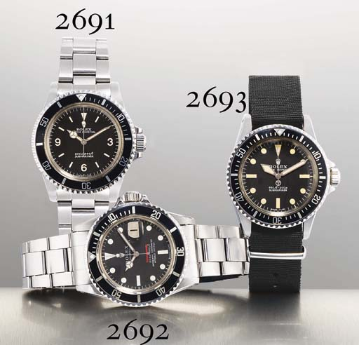ROLEX. A STAINLESS STEEL AUTOMATIC WRISTWATCH WITH CENTRE SECONDS AND BRACELET