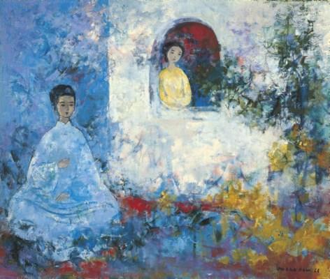 VU CAO DAM (Vietnam 1908-Franc
