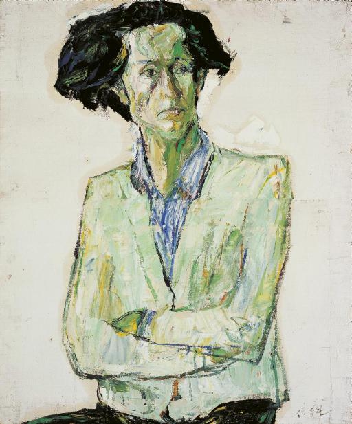 LUO ERCHUN (Born in 1930)