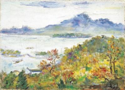 HU SHANYU (1909 - 1993)