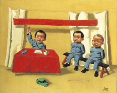TANG ZHIGANG (Born in 1959)