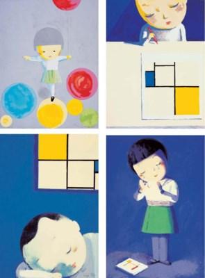 LIU YE (Born in 1964)
