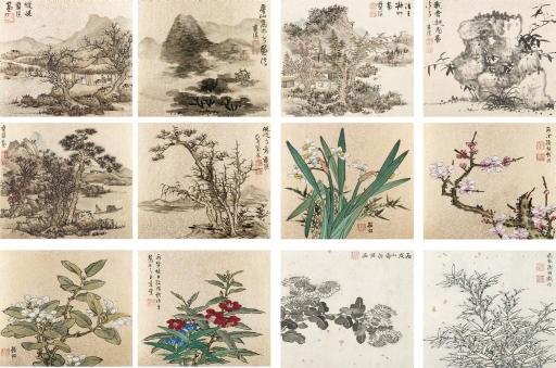 LAN YING (1585-1664) SUN ZHAO