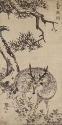 BADA SHANREN (1626-1705)