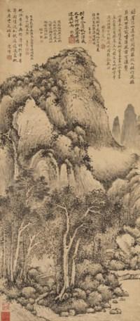 ZHU FENGTAI (18TH CENTURY)