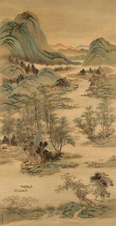 YU MING (1884-1935)