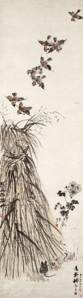 QI BAISHI (1863-1957), ZHANG D