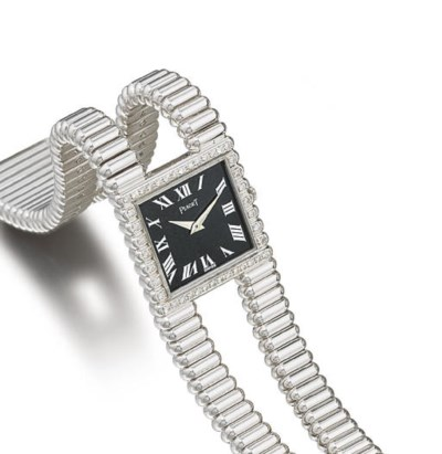PIAGET. A FINE AND UNUSUAL 18K
