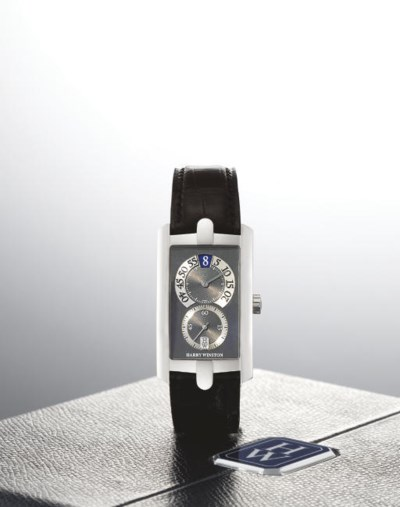 HARRY WINSTON. A VERY RARE LIM