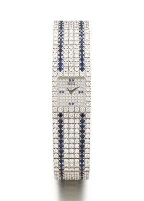 PIAGET. A FINE AND RARE LADY'S