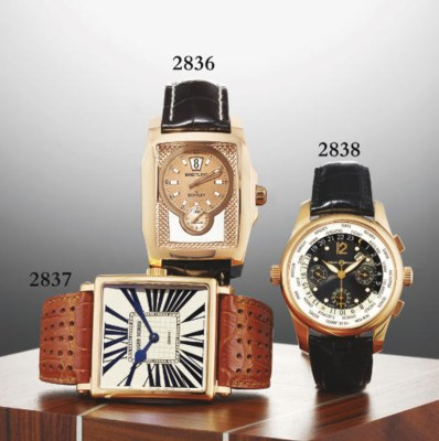 ROGER DUBUIS. A LARGE LIMITED