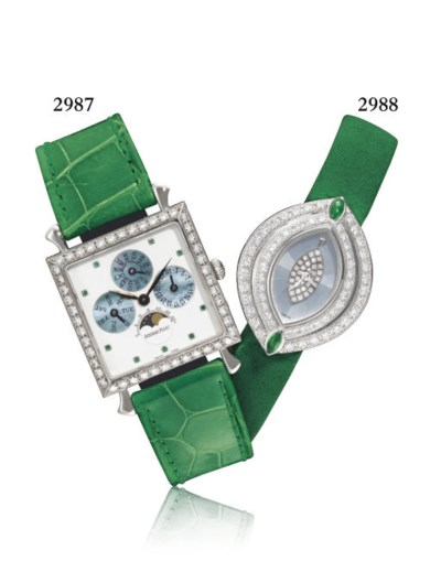 PIAGET. AN ATTRACTIVE LADY'S 1