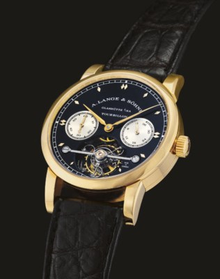 A.LANGE & SÖHNE. AN EXTREMELY
