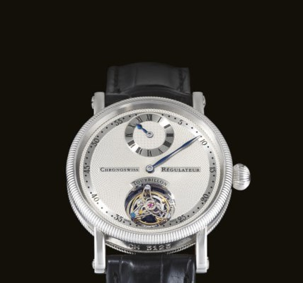 CHRONOSWISS. A STAINLESS STEEL