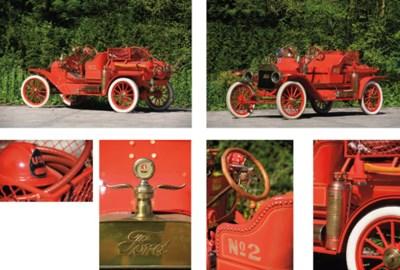c.1910 FORD MODEL 'T' FIRE TEN