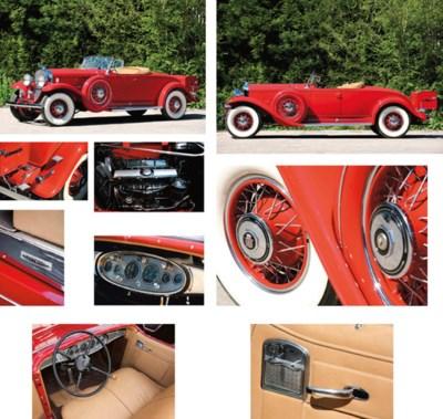 1931 CADILLAC V12 ROADSTER
