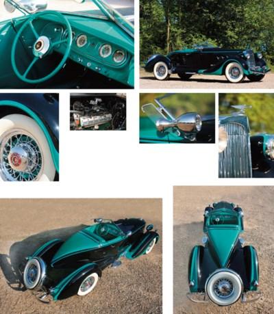 1936 PACKARD V12 SPEEDSTER