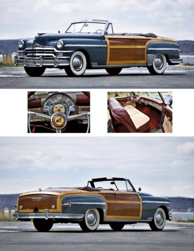 1949 CHRYSLER TOWN & COUNTRY C
