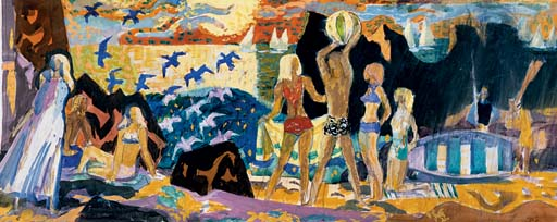 Millard Owen Sheets (1907-1989