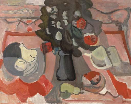 FRANCISCO BORÉS (MADRID, 1898 - PARÍIS, 1972)