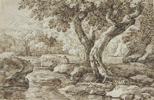 After Anthonie Waterloo (Flemish, Circa 1610-1690)