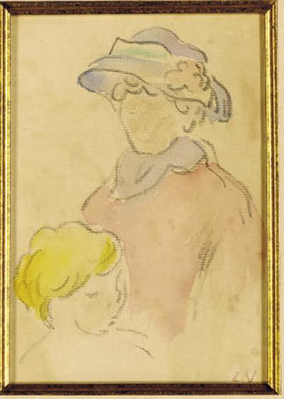 LOUIS VALTAT (FRENCH, 1869-1952)