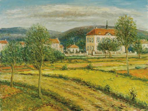 Alois Lecoque (Czechoslovakian, 1891-1981)
